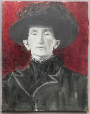 "0177 - Grandmother No 3 - Coll Neumann family - Undated - 18""x23"""